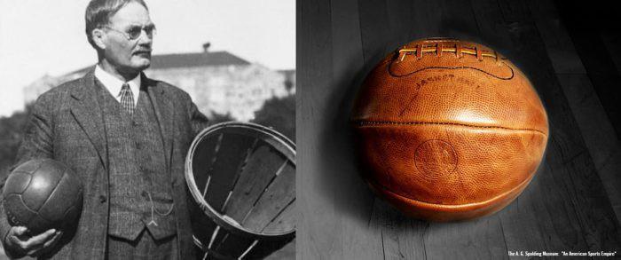 バスケットボール の 歴史
